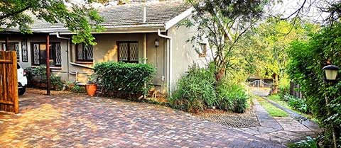 Gecko Hill - Pietermaritzburg Accommodation, Bed and Breakfast, cottages, Rooms, Self-catering Accommodation - Our Property